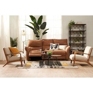 Aspen Dual Power Sofa