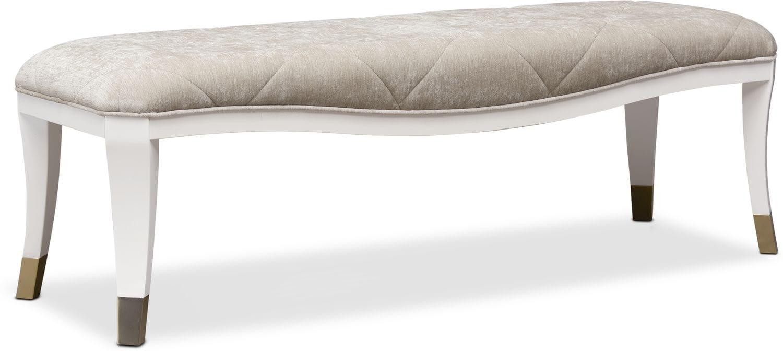 Bedroom Furniture - Isabel Bench
