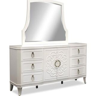 Isabel Dresser and Mirror