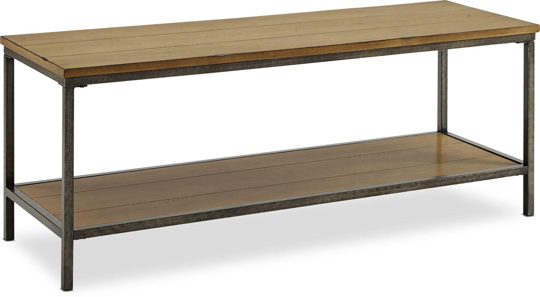 Hall_Entrance Furniture - Emmett Entryway Bench