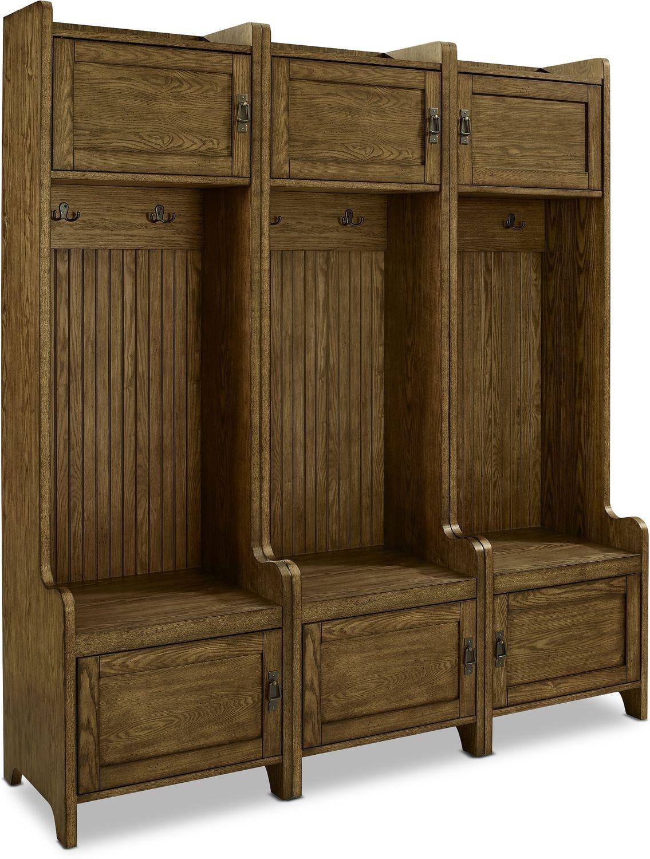 Hall_Entrance Furniture - Landon 3-Piece Entryway Set