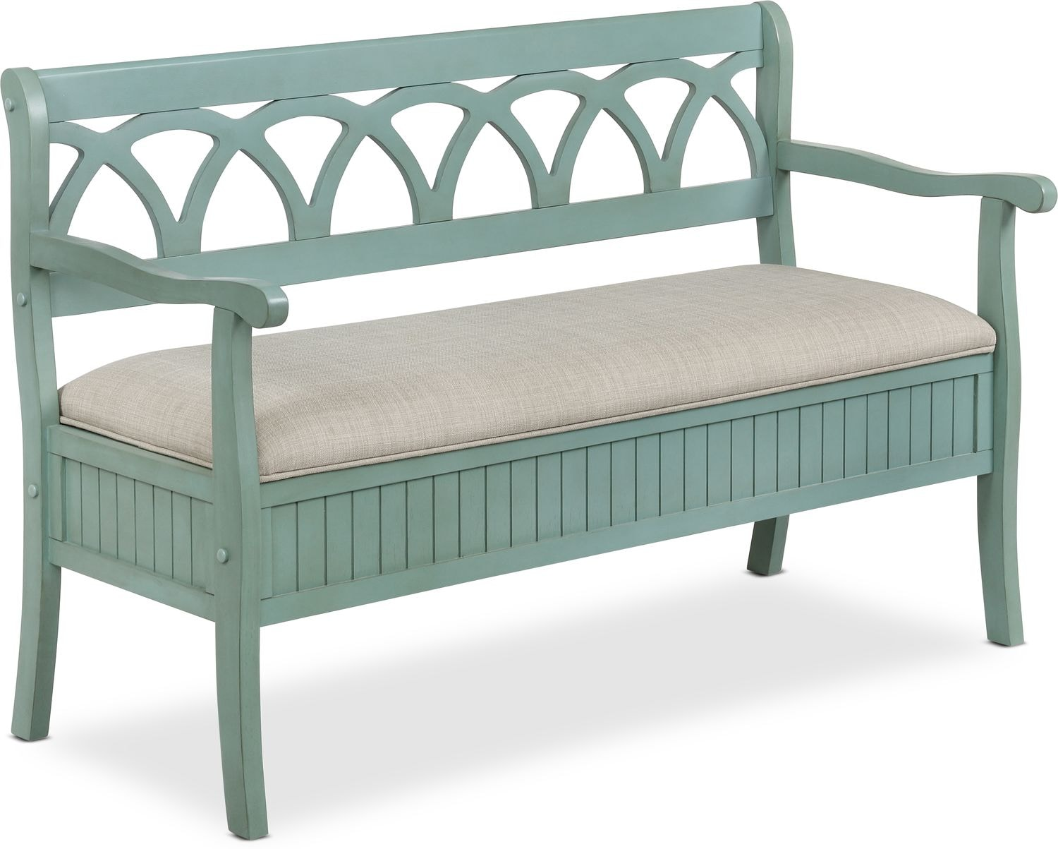 Hall_Entrance Furniture - Quincy Storage Bench