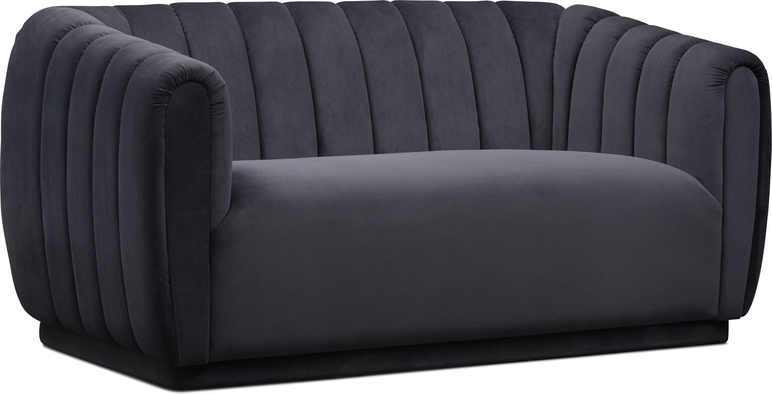 Living Room Furniture - Primm Loveseat
