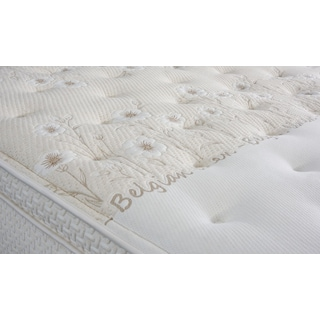 Nature's Spa Como Euro Top Queen Mattress