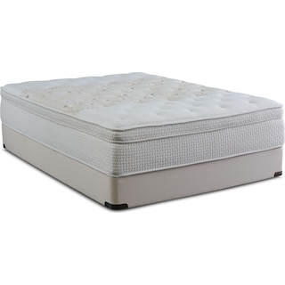The Nature's Spa Como Euro Top Mattress Collection