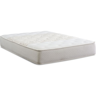 Nature's Spa Como Plush Queen Mattress