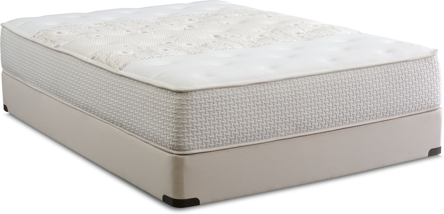 The Nature's Spa Como Plush Mattress Collection