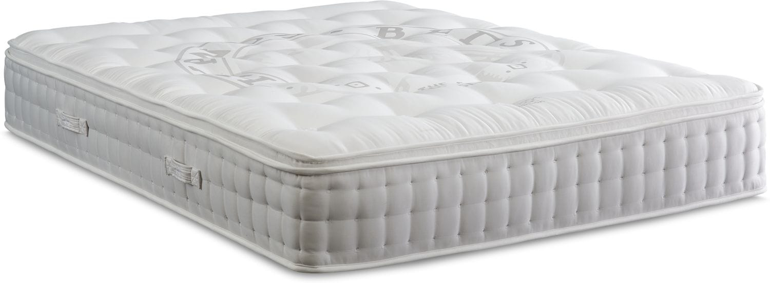 Mattresses and Bedding - Hypnos Carlton Euro Top Plush Mattress