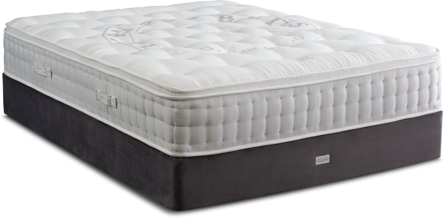 The Hypnos Carlton Euro Top Plush Mattress Collection