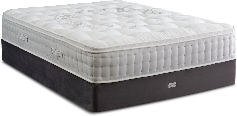 Mattresses and Bedding - Hypnos Carlton Euro Top Plush Mattress