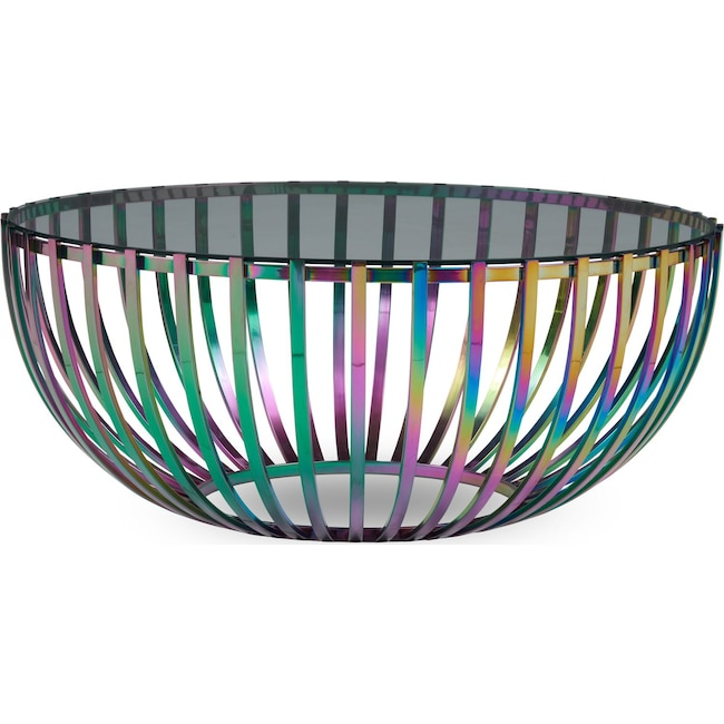 Accent and Occasional Furniture - Prism Coffee Table