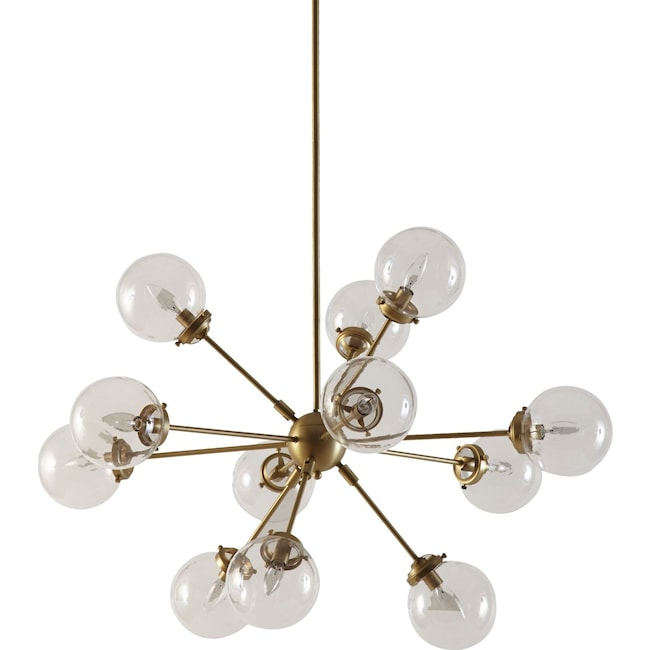 Home Accessories - Bubbles Chandelier