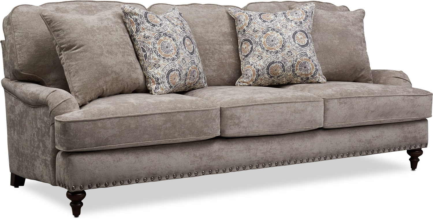 Living Room Furniture - London Sofa