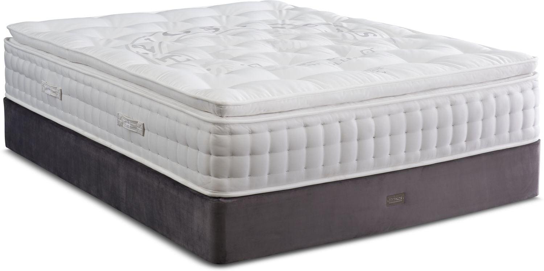 Mattresses and Bedding - Hypnos Caldey Pillow Top Mattress
