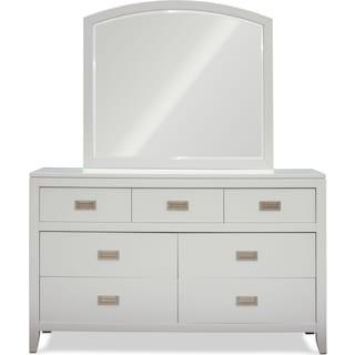 Emerson Dresser and Mirror