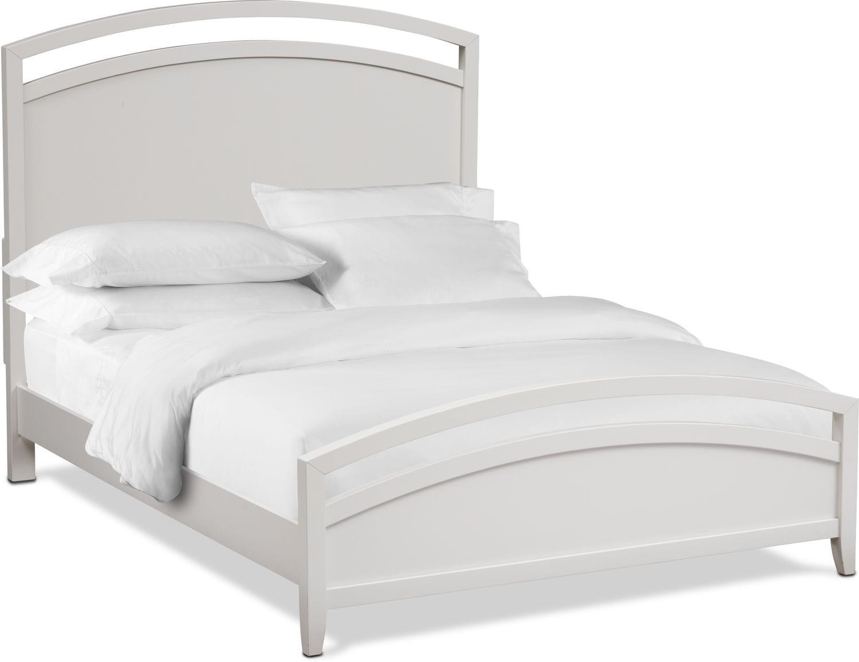 Bedroom Furniture - Emerson Panel Bed