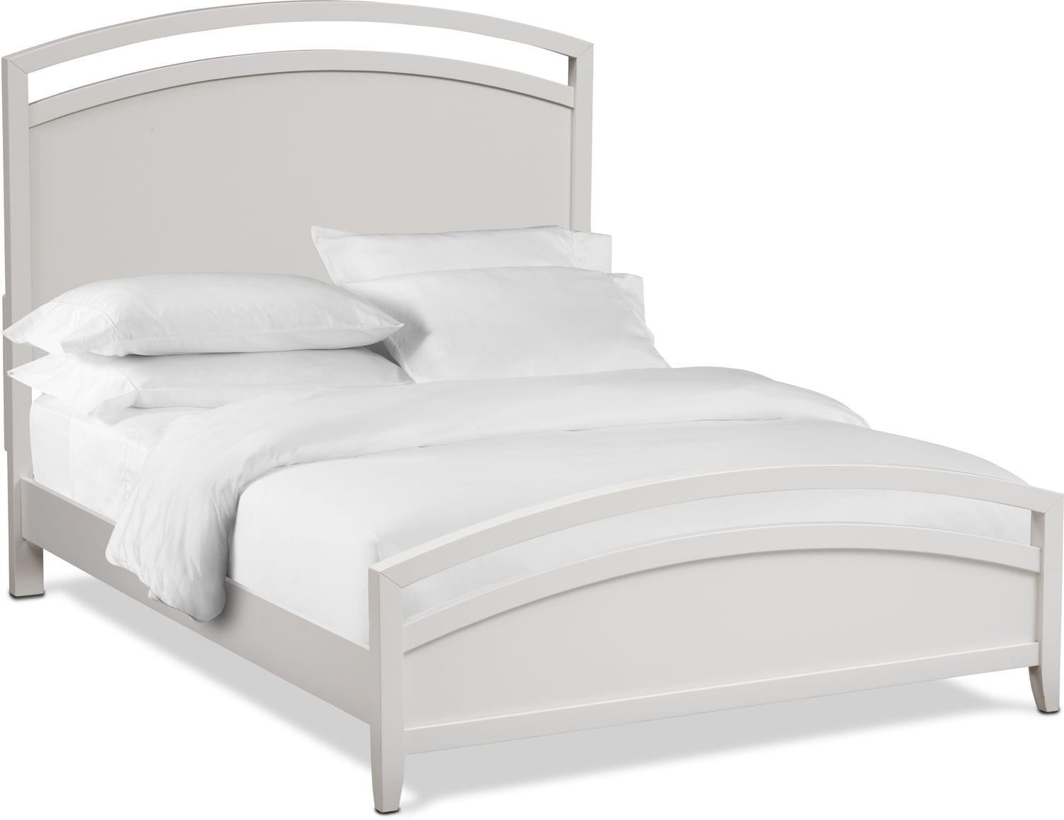 Bedroom Furniture - Emerson Panel Bed