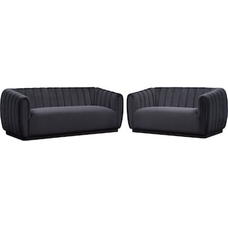 Primm Sofa and Loveseat Set