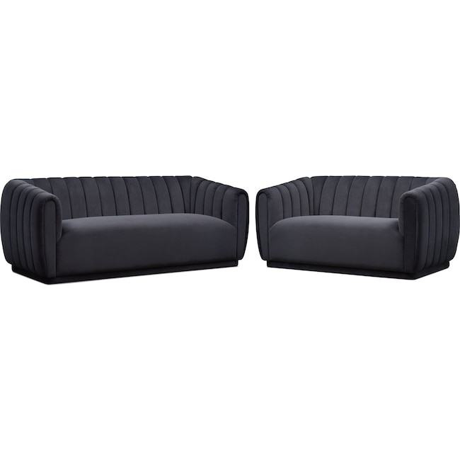 Tremendous Primm Sofa And Loveseat Set Creativecarmelina Interior Chair Design Creativecarmelinacom