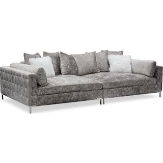 Milan 2-Piece Sofa