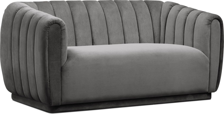 Living Room Furniture - Primm Loveseat