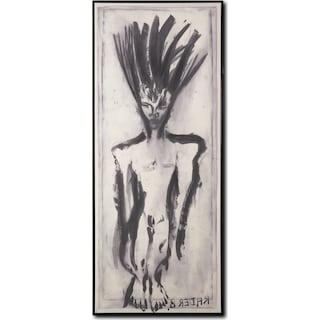 Male Figure Wall Art
