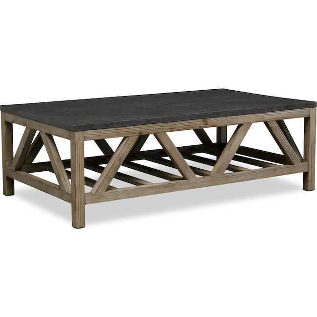 Accent and Occasional Furniture - Grandin Coffee Table