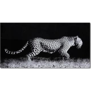 Fearless Leopard Wall Art 1