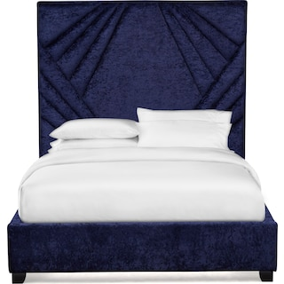 Kiera Upholstered Gem Bed