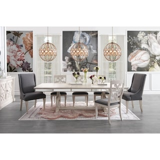 The Athena Dining Collection