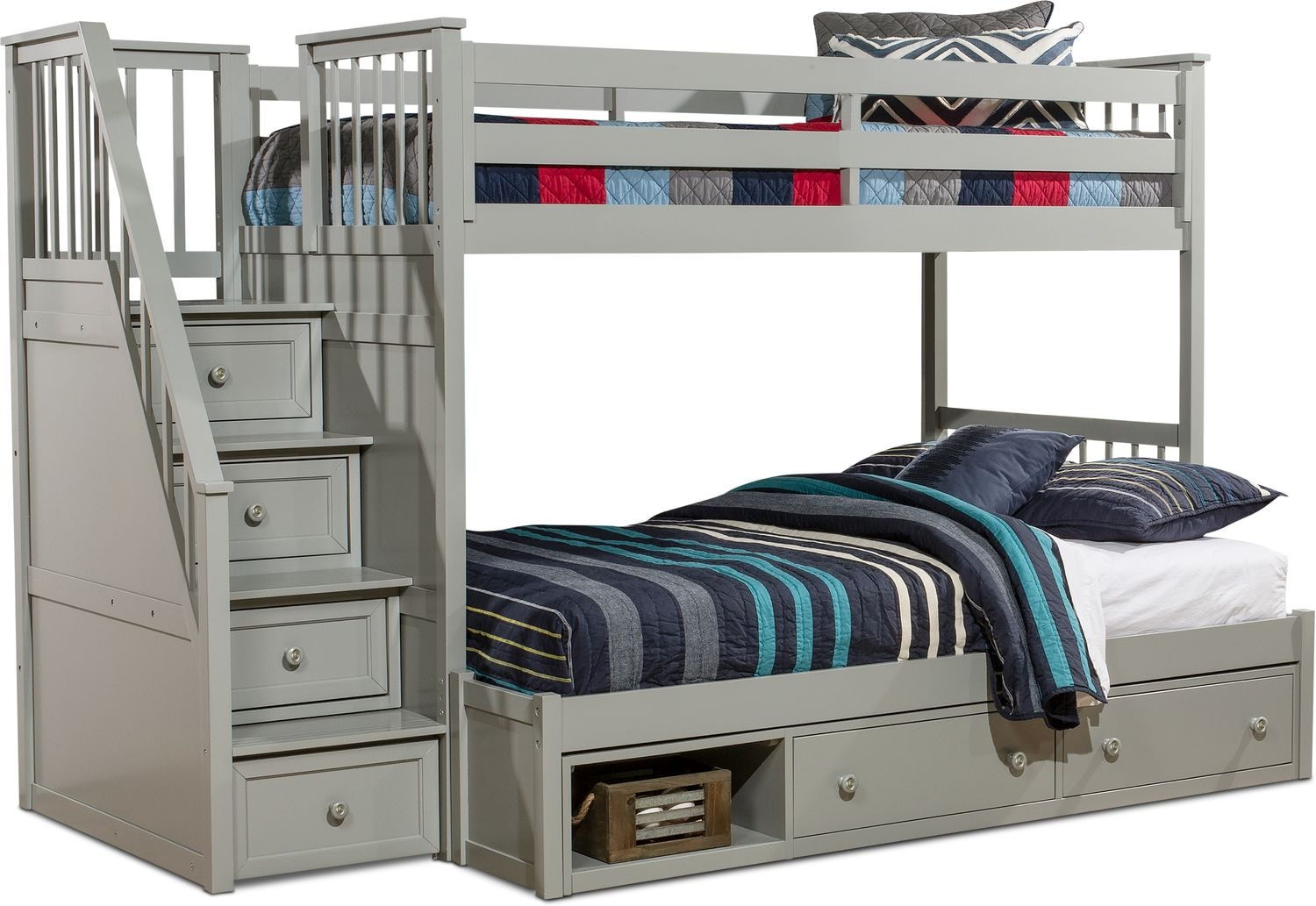 Cheap Bunk Beds With Stairs