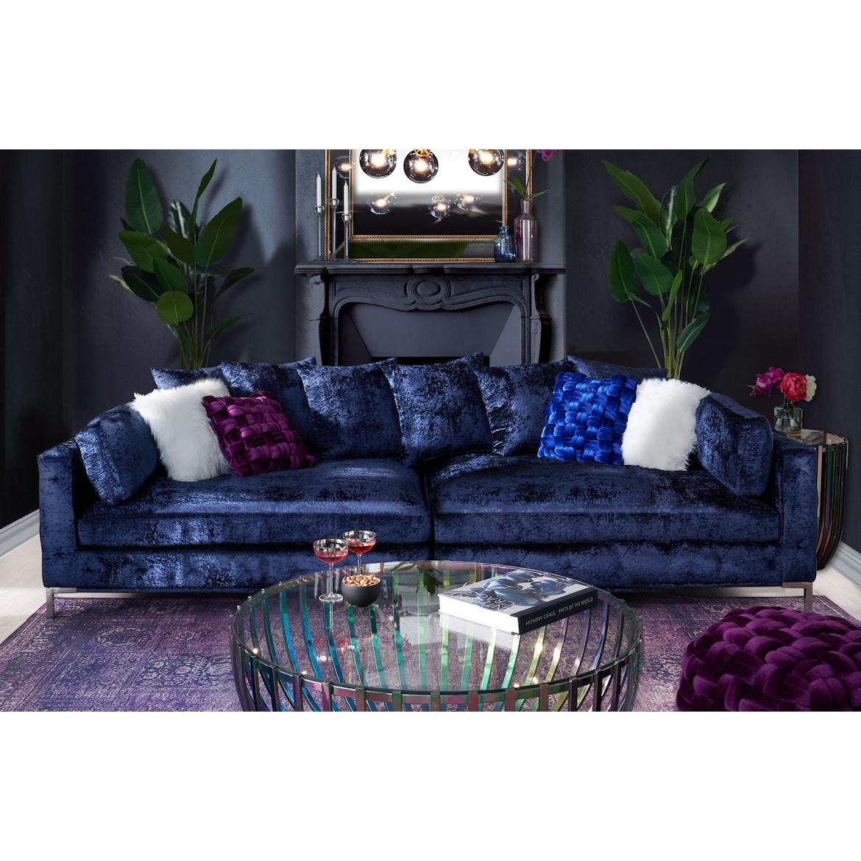 Milan 2 Piece Sofa Value City Furniture And Mattresses