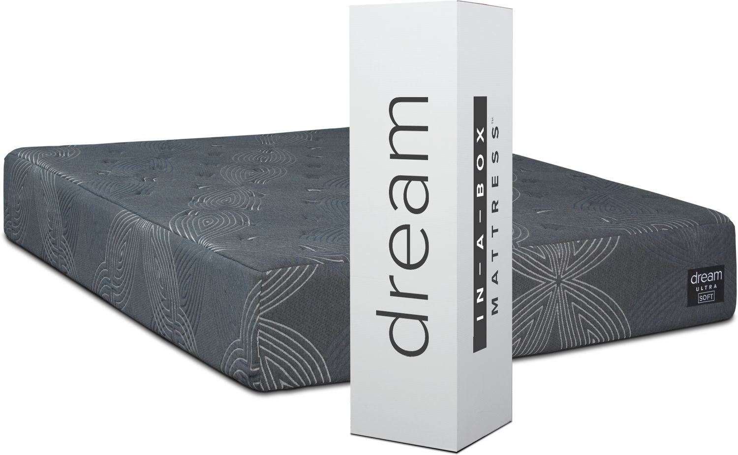Mattresses and Bedding - Dream–In–A–Box Ultra Soft Mattress