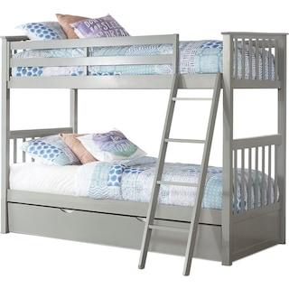 Flynn Trundle Bunk Bed