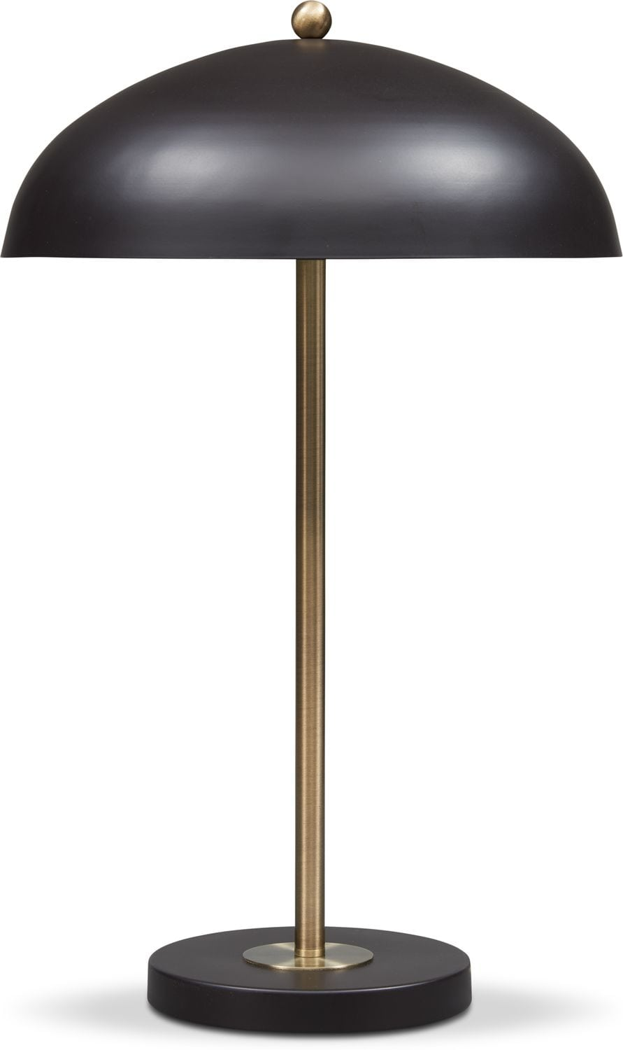 Home Accessories - Black and Gold Table Lamp