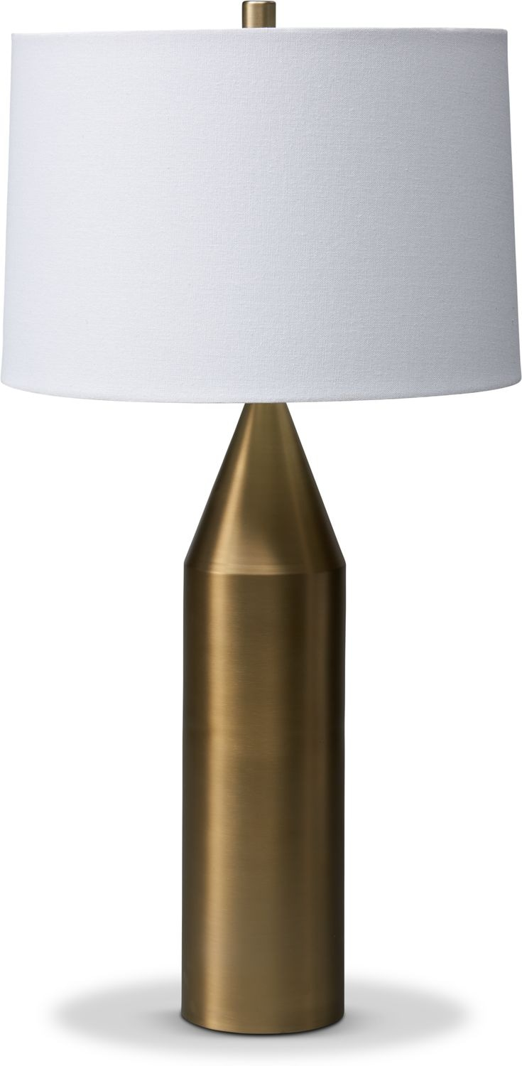 Home Accessories - Gold Plated Table Lamp