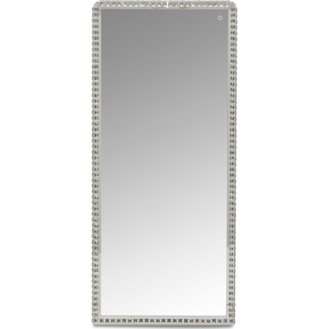 Home Accessories - Marilyn Illuminated Floor Mirror