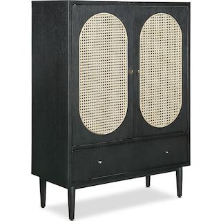 Bobby Berk Bauer Bar Cabinet