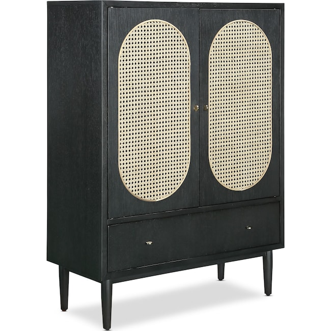 Dining Room Furniture - Bobby Berk Bauer Bar Cabinet