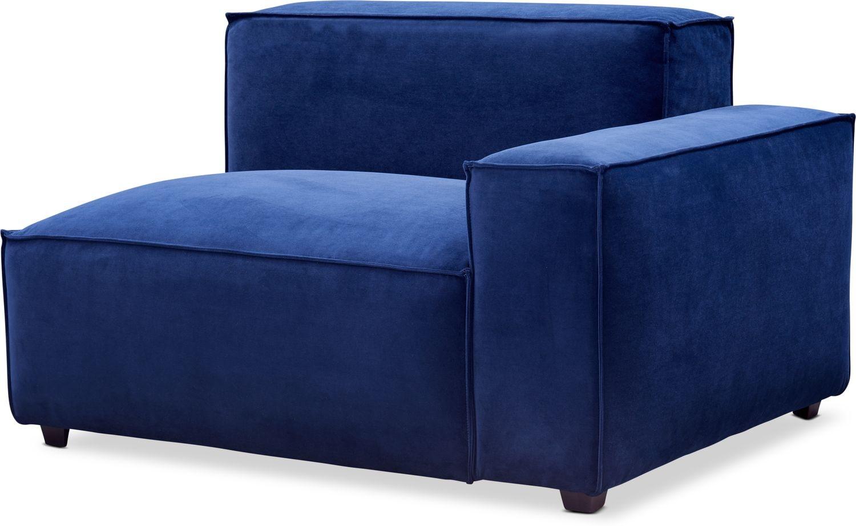 Living Room Furniture - Bobby Berk Olafur Right-Facing Chair
