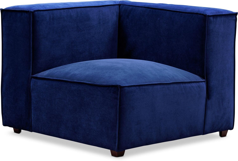 Living Room Furniture - Bobby Berk Olafur Corner Chair