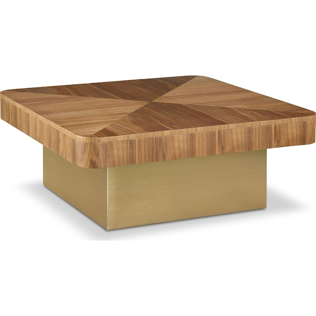 Accent and Occasional Furniture - Bobby Berk Saxo Coffee Table