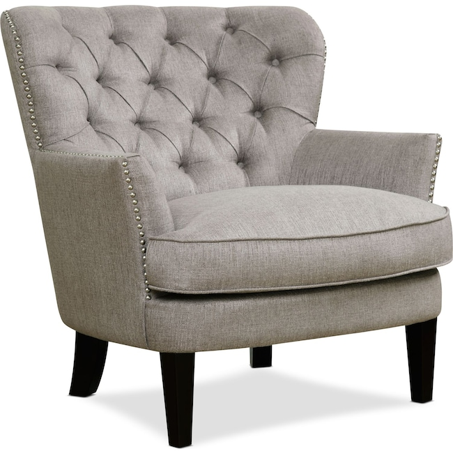 Living Room Furniture - Kyla Accent Chair