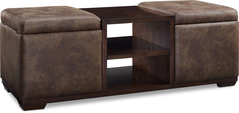 Hall_Entrance Furniture - Julian Storage Bench