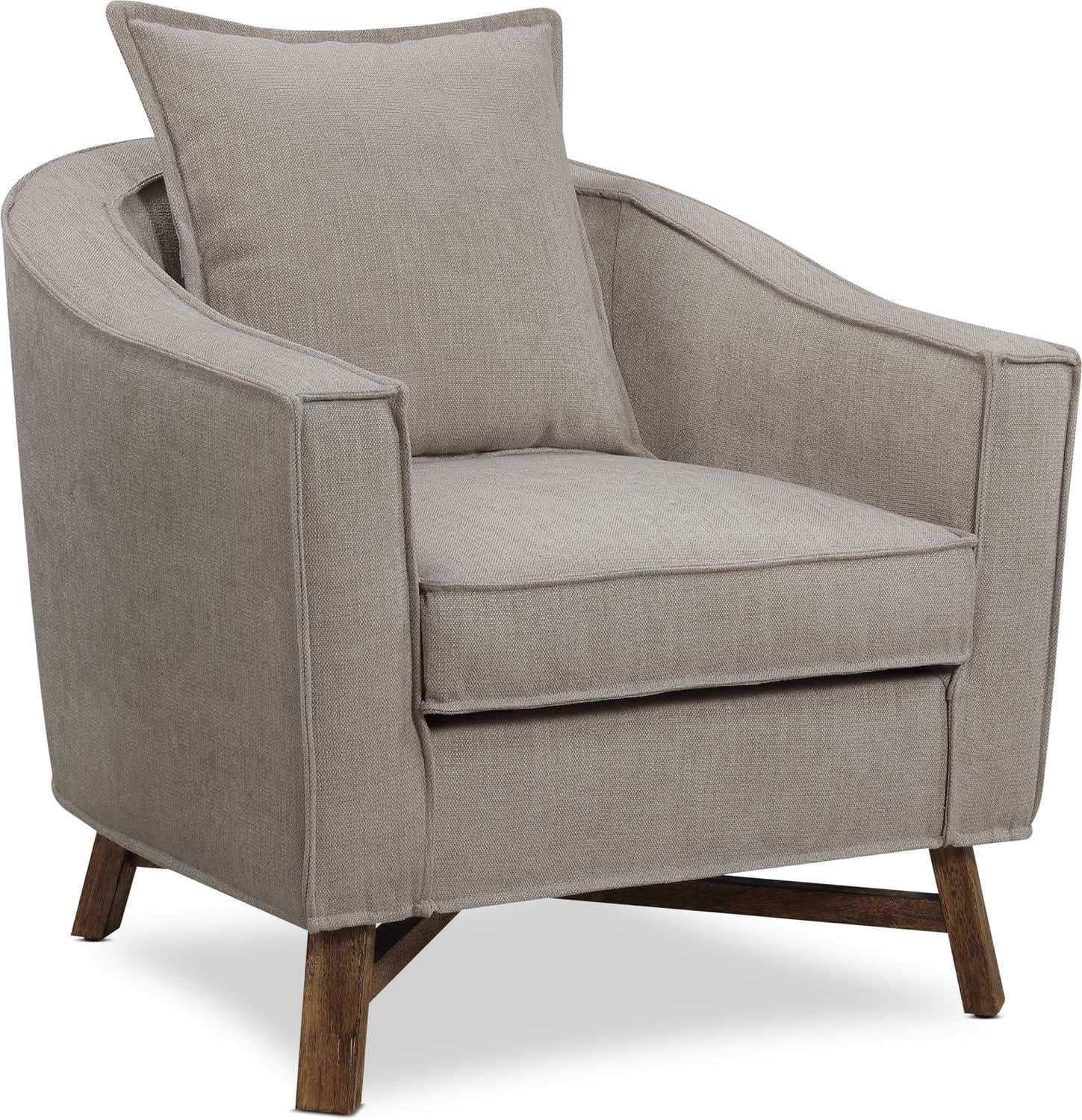 Living Room Furniture - Cohen Accent Chair