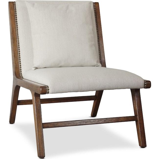 Living Room Furniture - Yuma Accent Chair