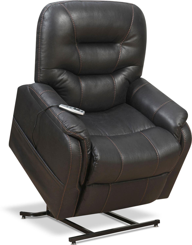 Living Room Furniture - Eugene Power Lift Recliner