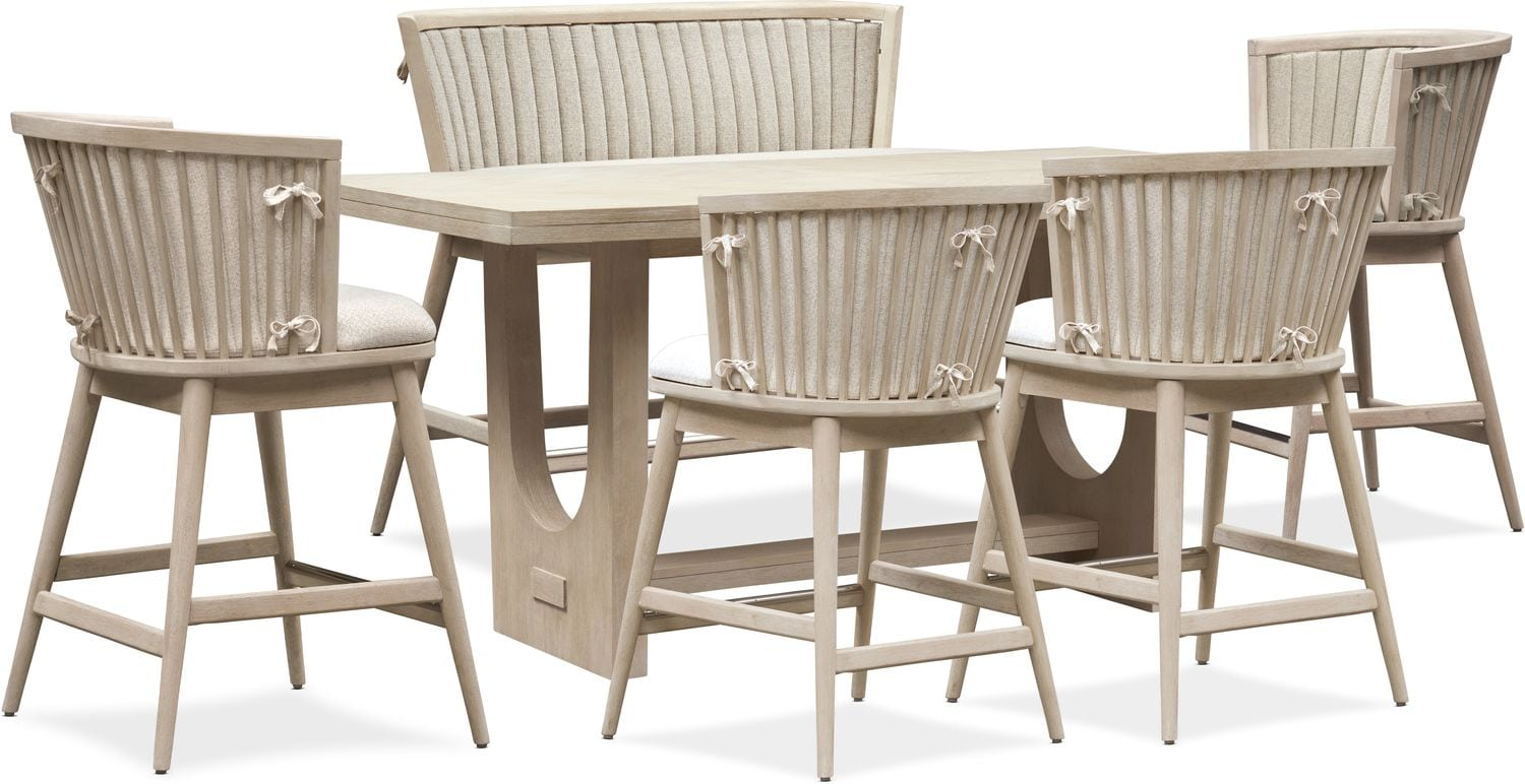 The Lily Dining Collection