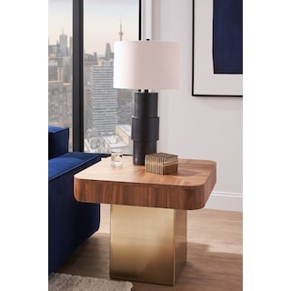 Bobby Berk Saxo End Table
