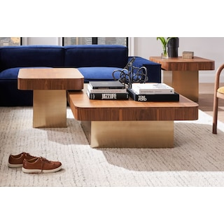 Bobby Berk Saxo Coffee Table
